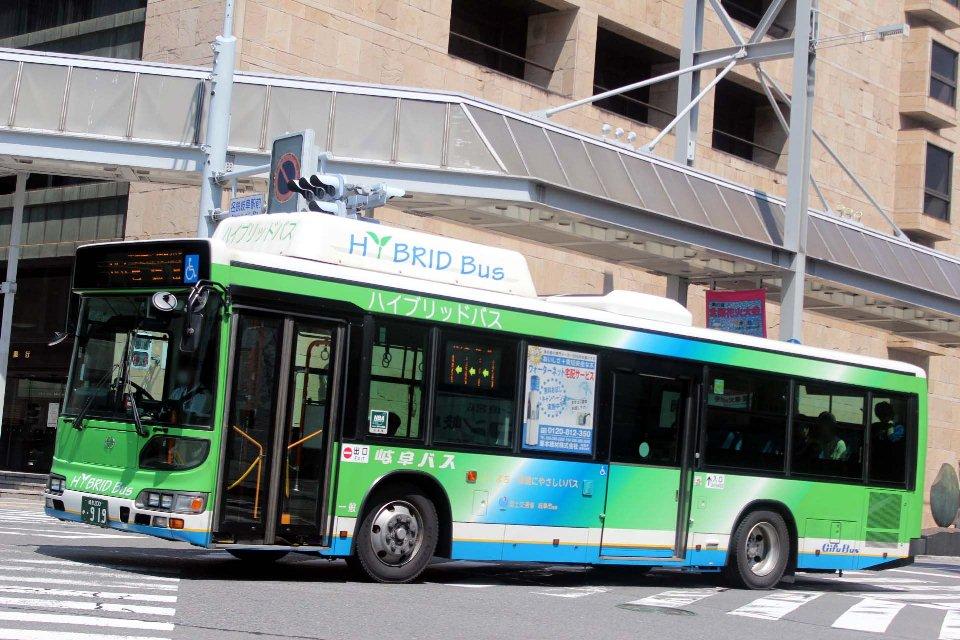 岐阜バス か919
