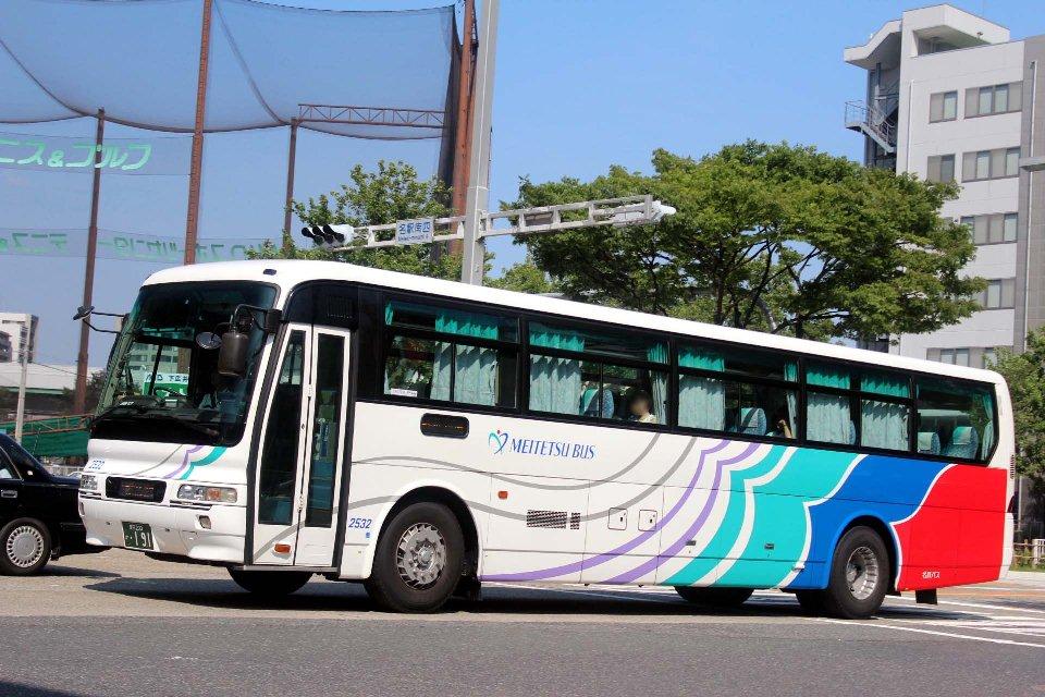 名鉄バス 2532