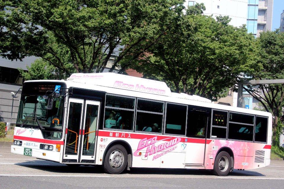 名鉄バス 7910
