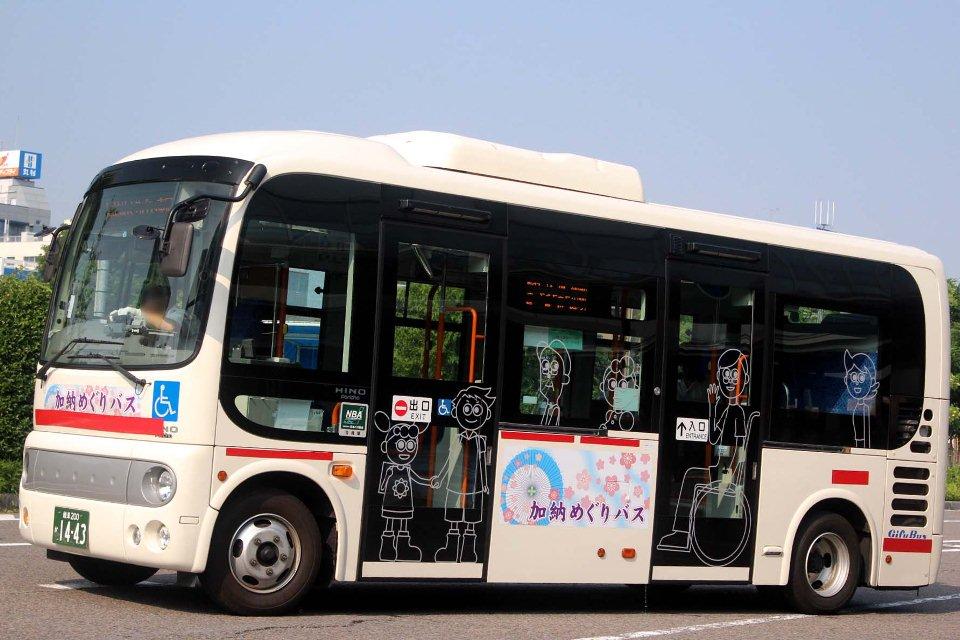 岐阜バス か1443