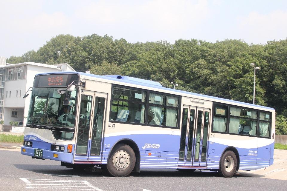 名古屋ガイドウェイバス G-53