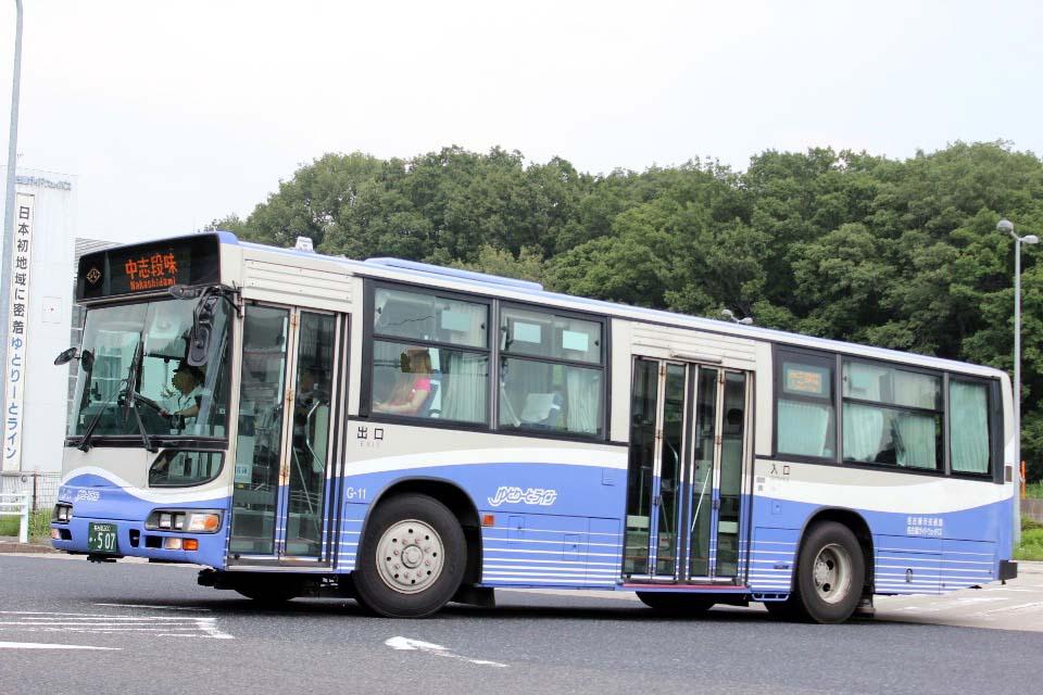 名古屋ガイドウェイバス G-11