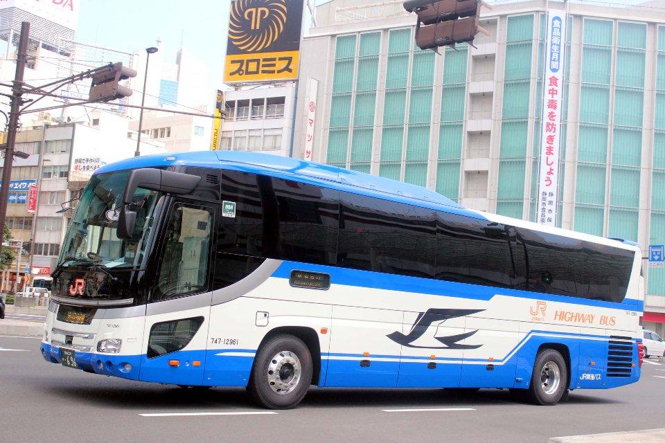 JR東海バス 747-12961