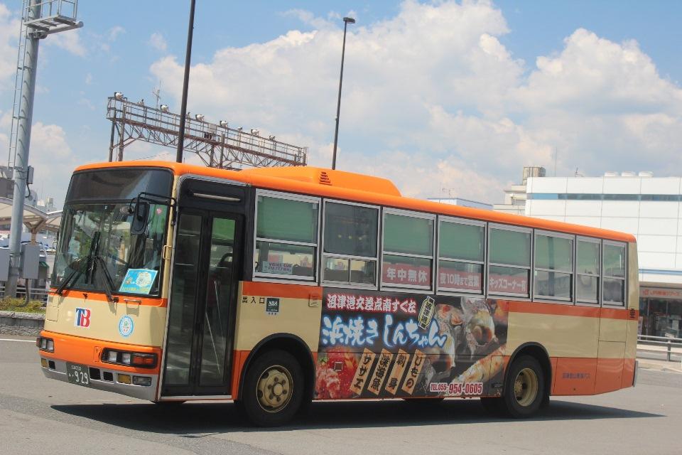 沼津箱根登山バス あ929