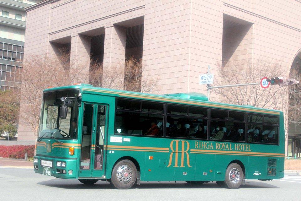 北港観光バス か1209