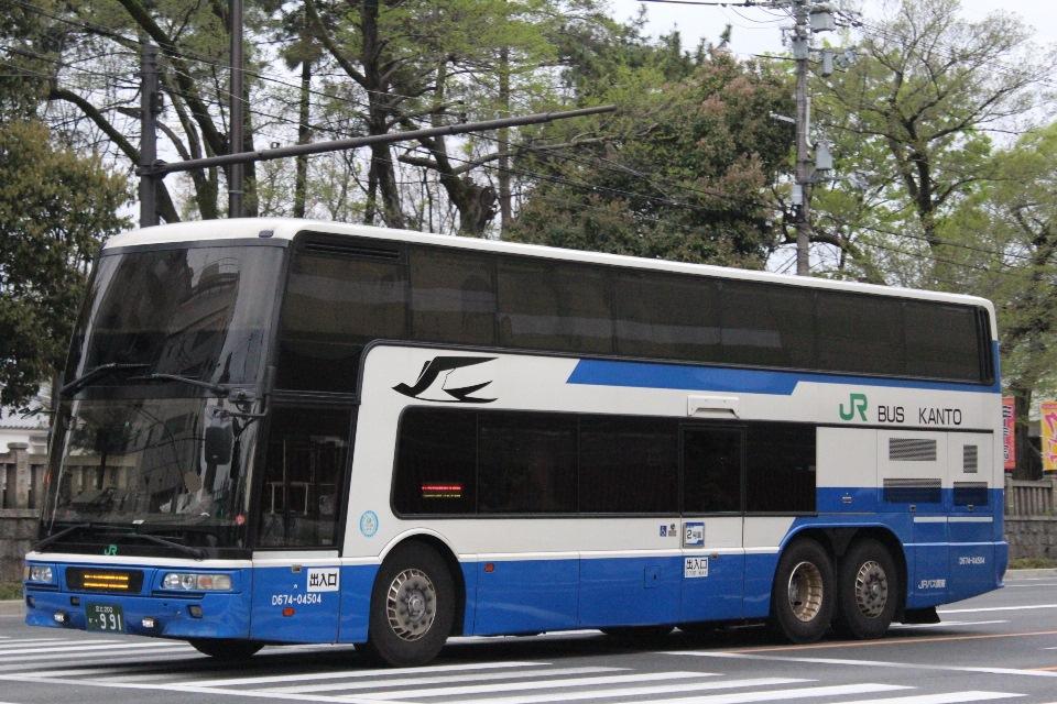 JRバス関東 D654-04504