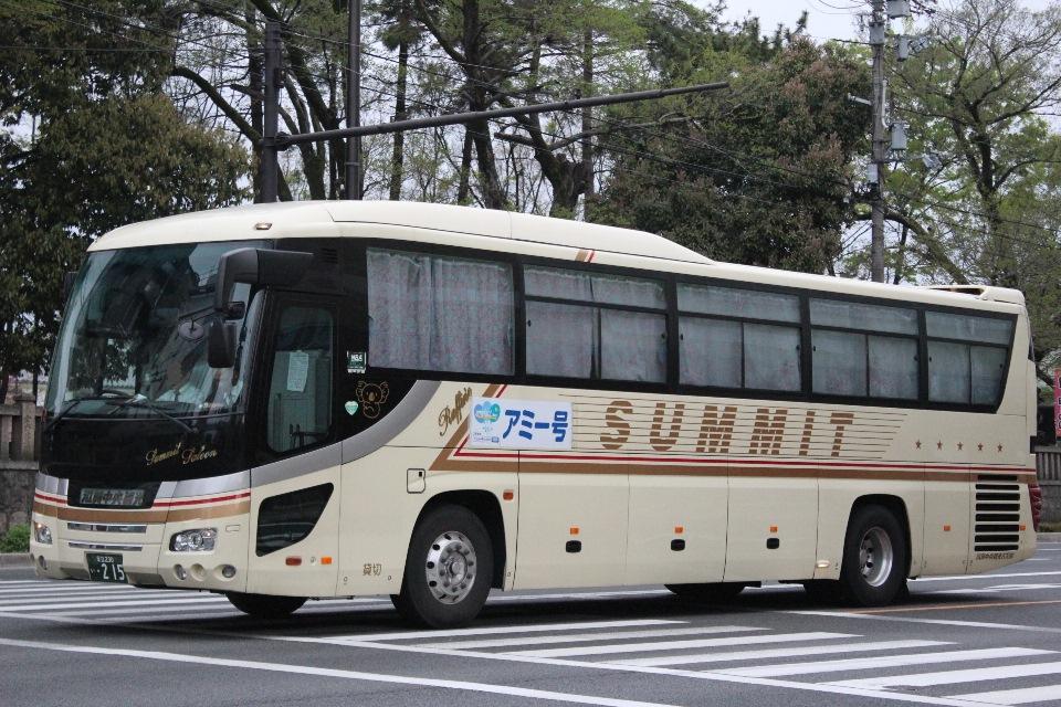 滋賀中央観光 あ215