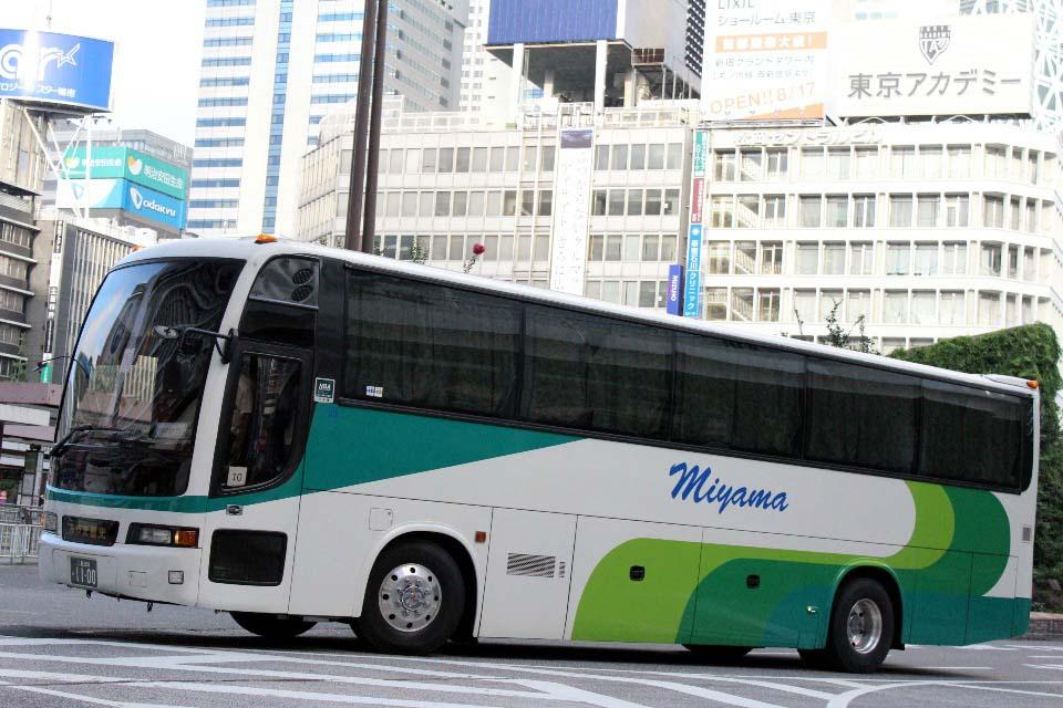 みやま観光バス か1100