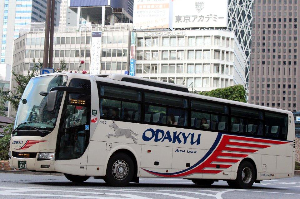 小田急シティバス 2002