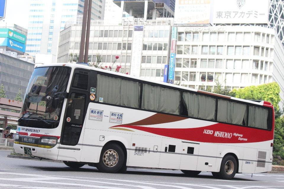 西東京バス DH20271