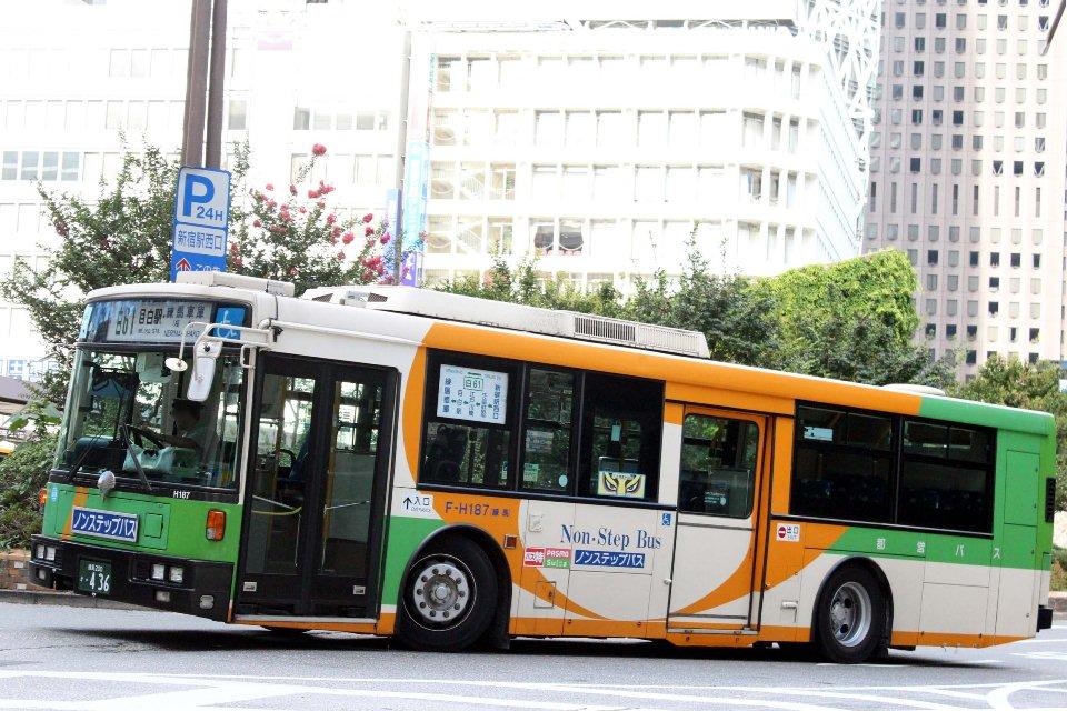 東京都交通局 F-H187
