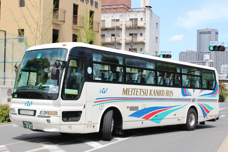 名鉄観光バス 50606