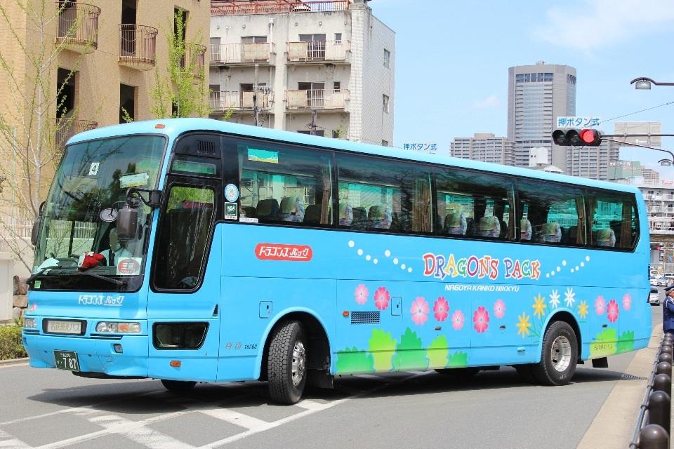 名鉄観光バス 10503