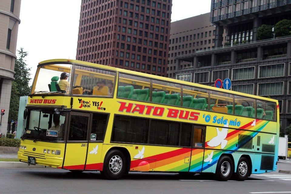 はとバス 383