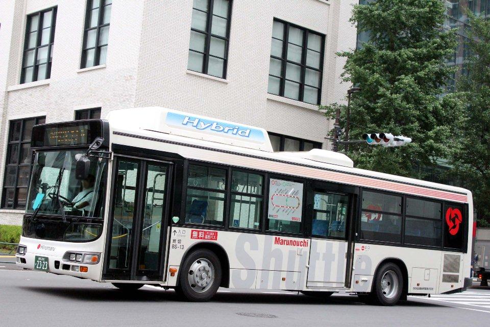日の丸自動車興業 BS-13