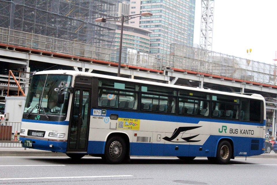 JRバス関東 H657-99401