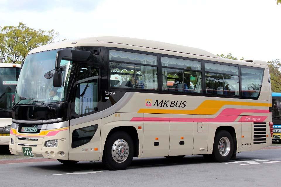 MK観光バス か1299