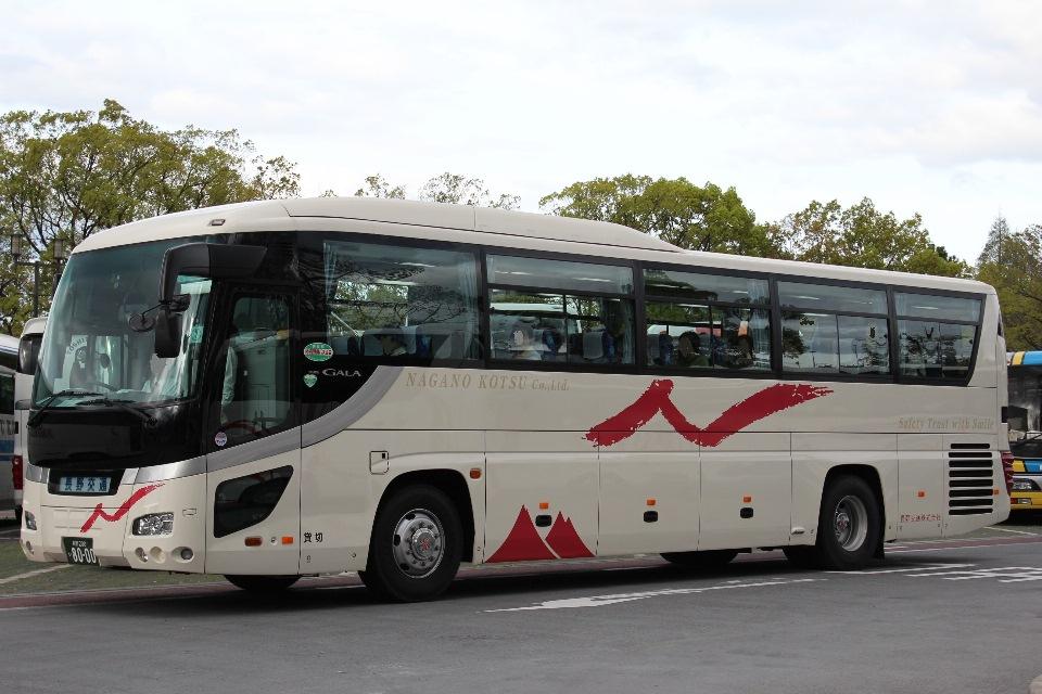 長野交通 い8000