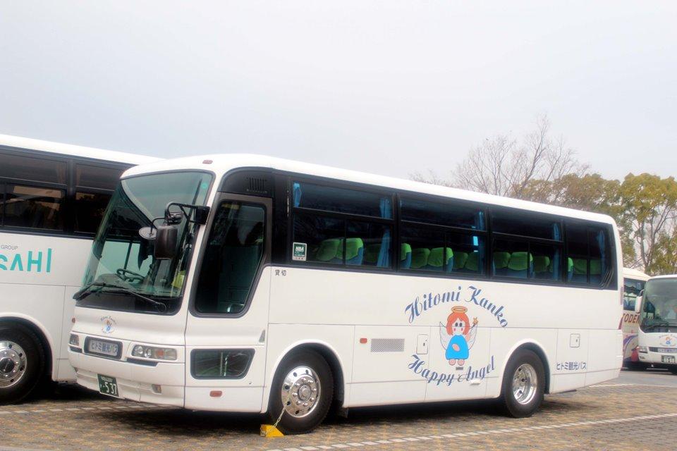 ヒトミ観光バス か527