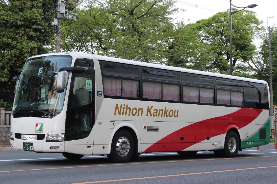 日本観光 か1333