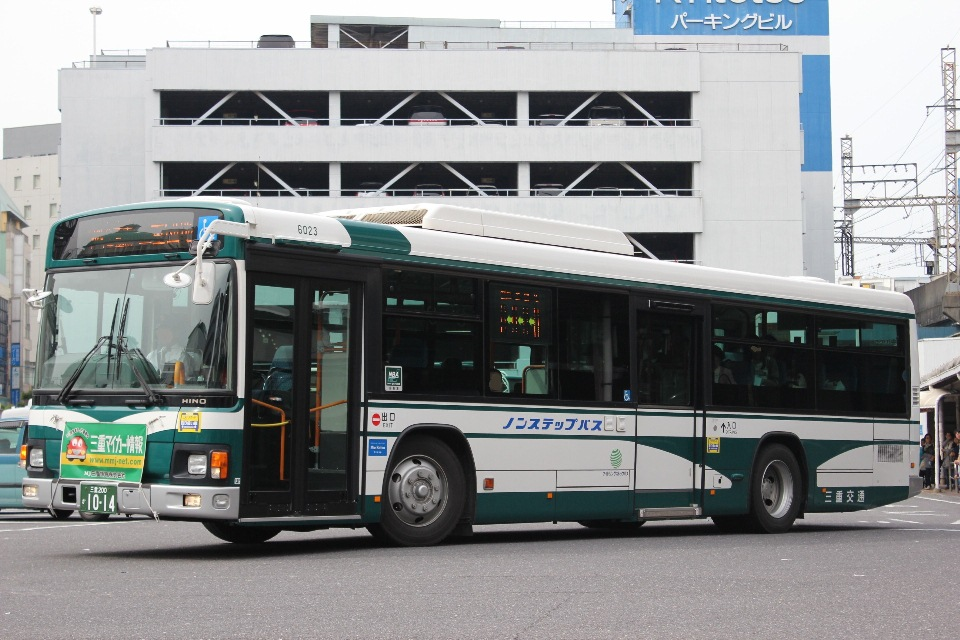 三重交通 6023