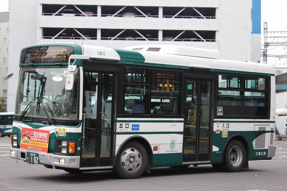 三重交通 3912