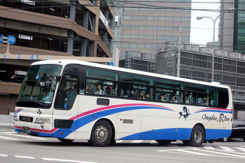 中国JRバス 644-2911