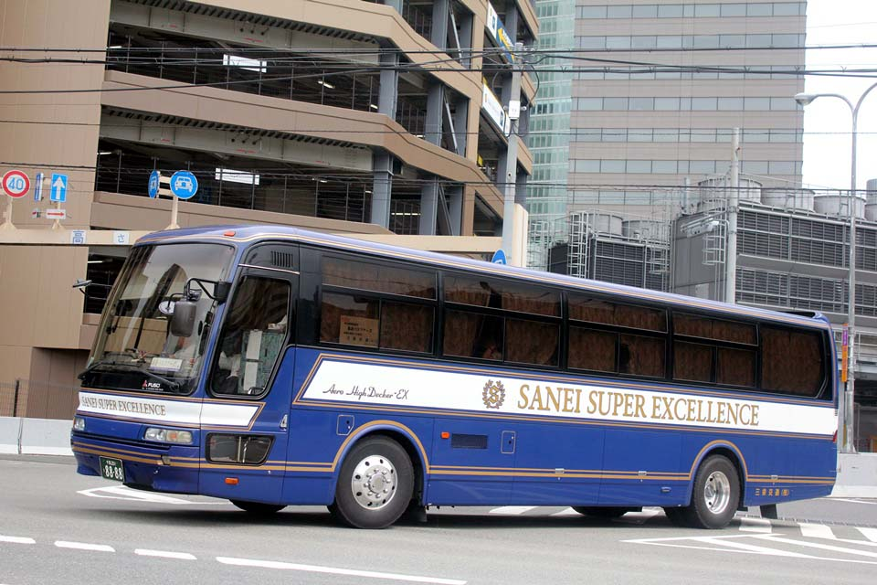 三栄交通 う8888