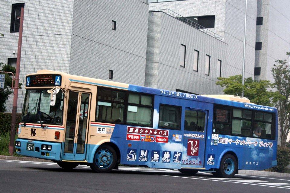 阪急バス 395