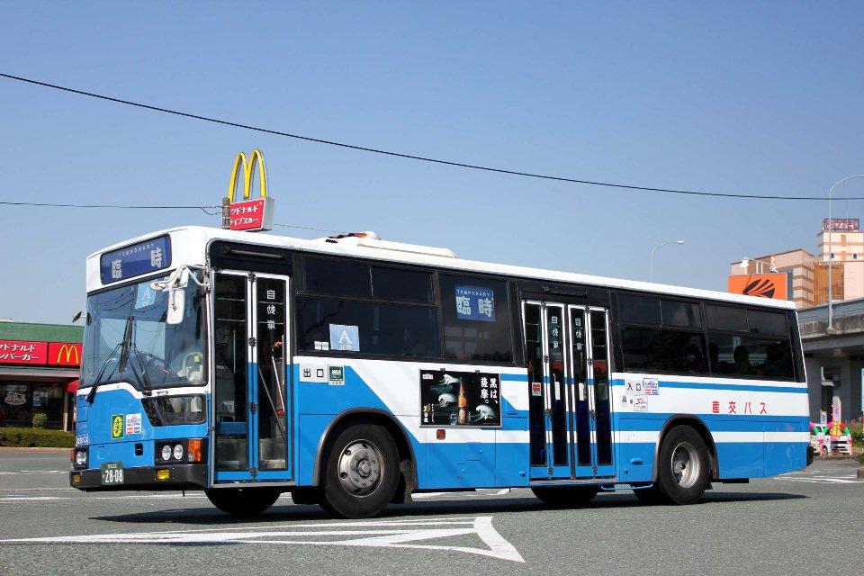 産交バス か2808