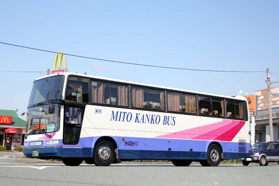 美登観光バス あ767