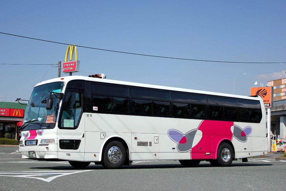 柳川観光バス あ7788