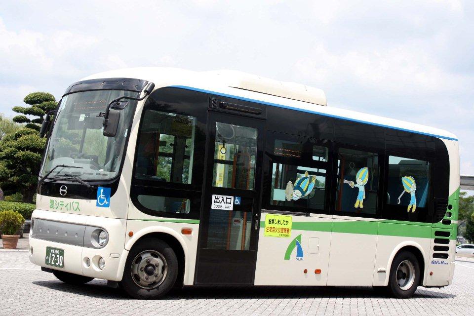 岐阜バス か1230