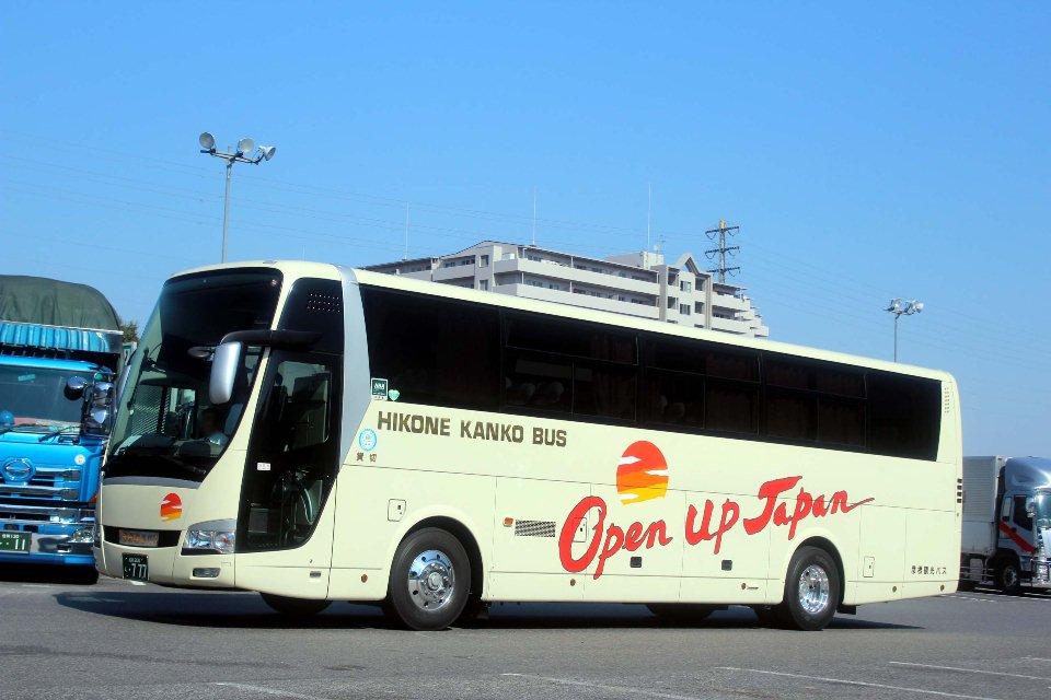 彦根観光バス え777