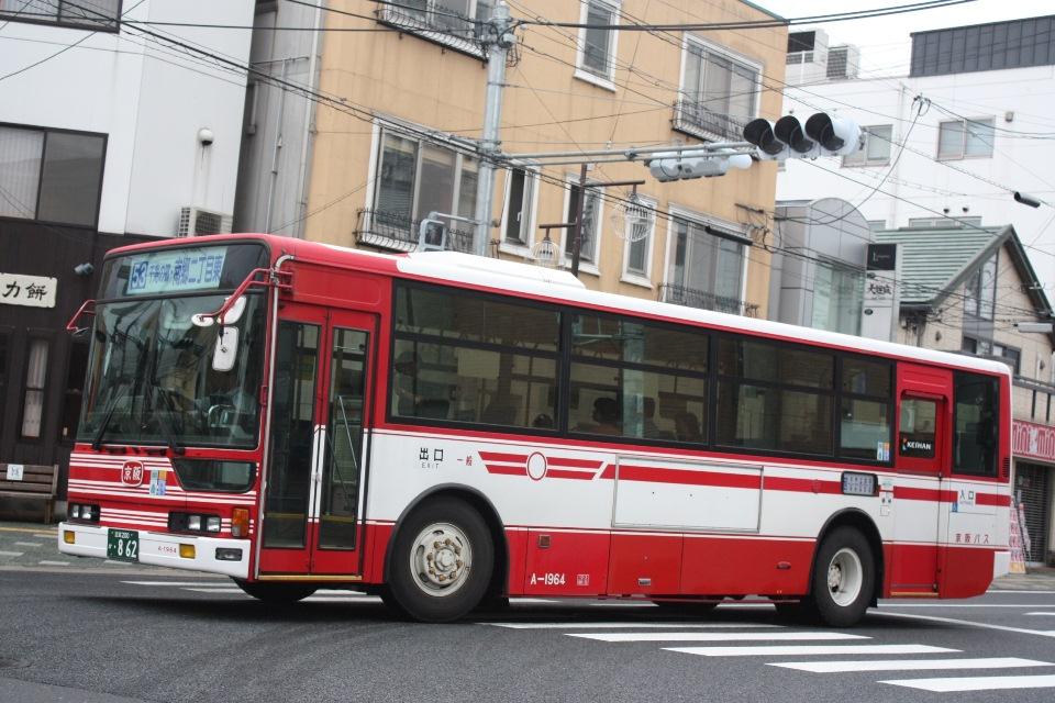 京阪バス A1964