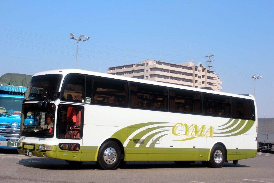 シーマ観光バス え888