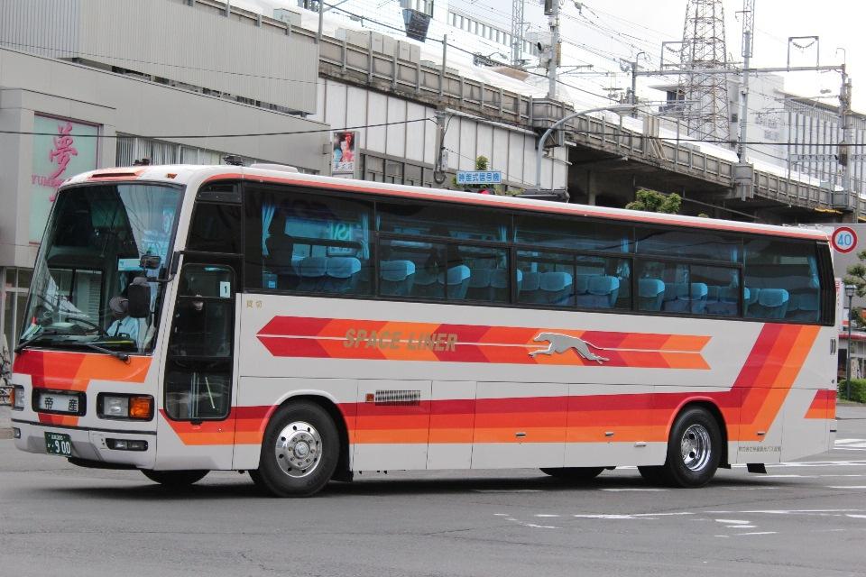 帝産観光バス滋賀 か900