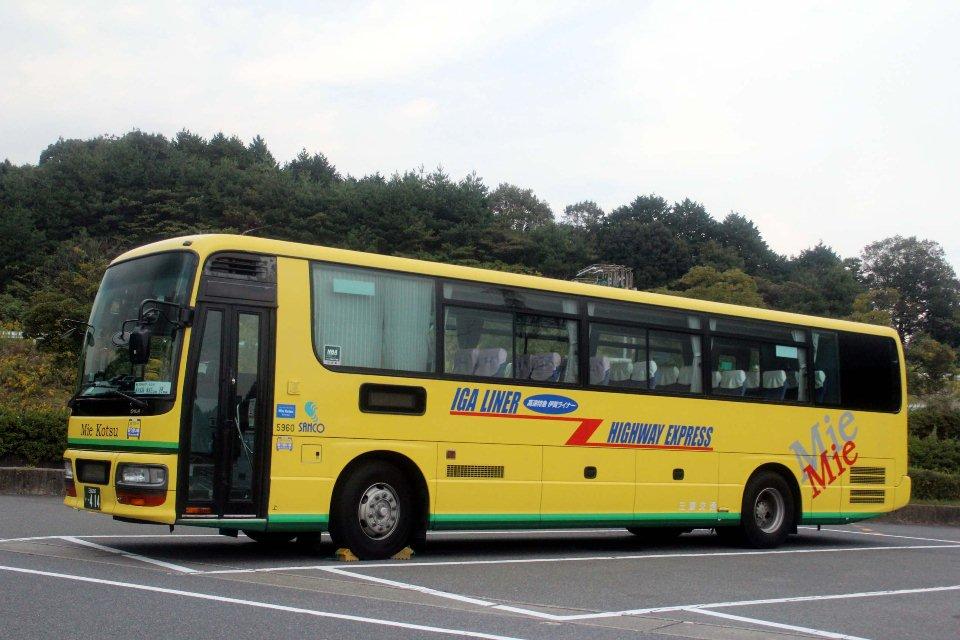 三重交通 5960