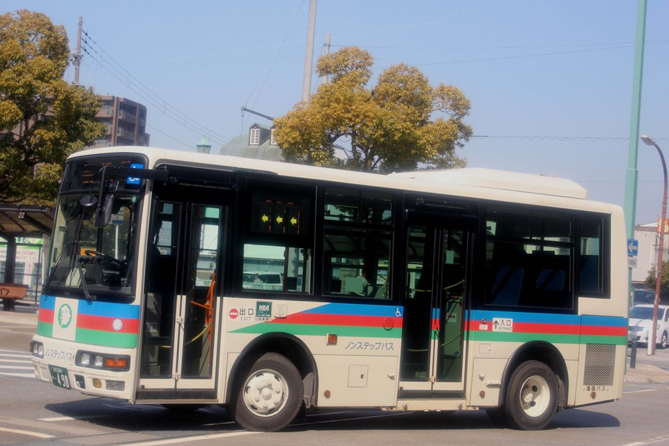 湖国バス か498