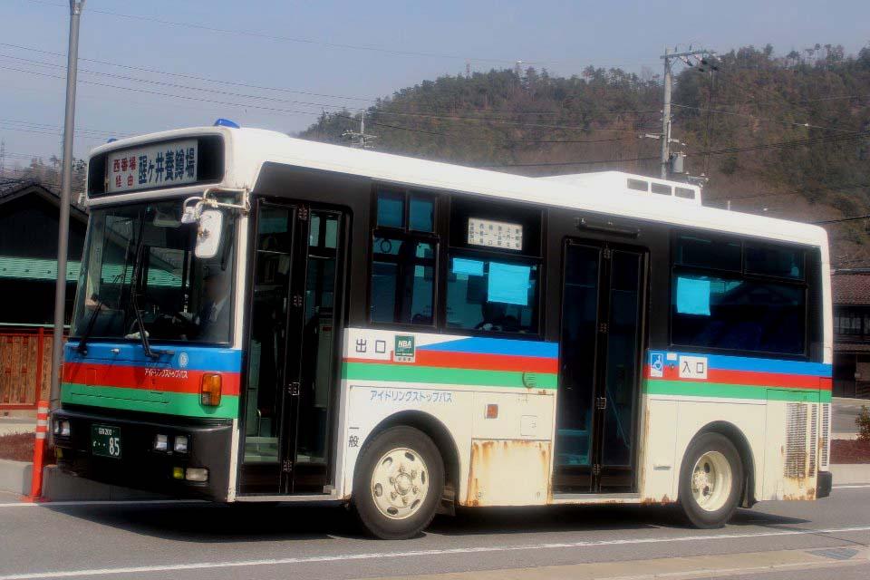 湖国バス か85