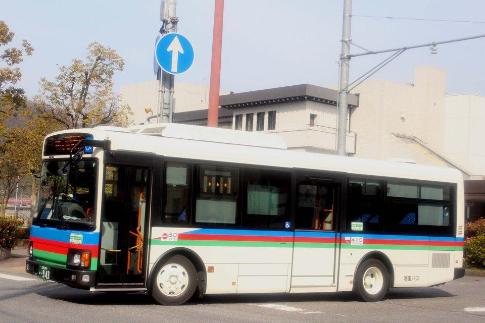 湖国バス か943