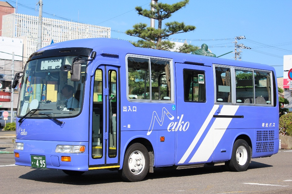 明光バス か495