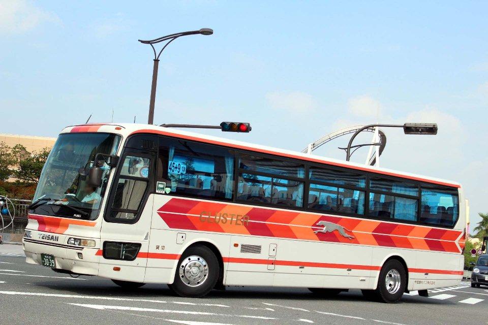 帝産観光バス あ3039