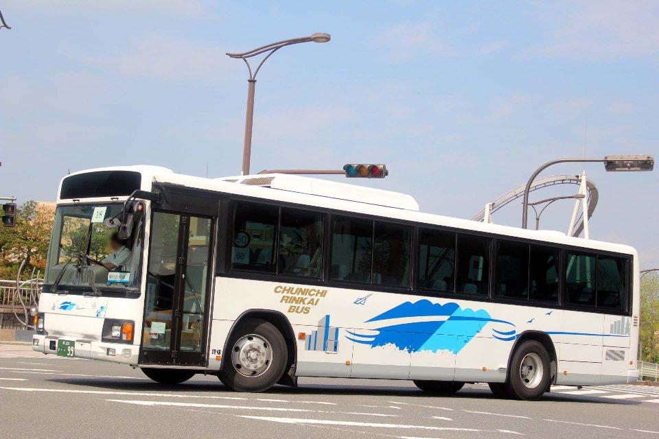 中日臨海バス か99