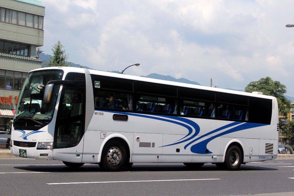 本四海峡バス M1103