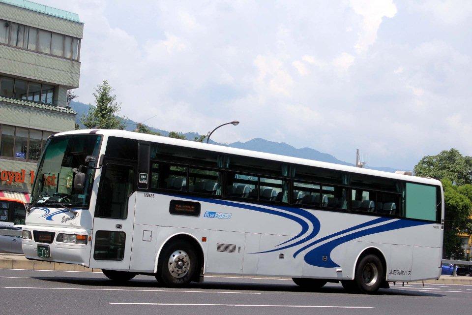 本四海峡バス N9825