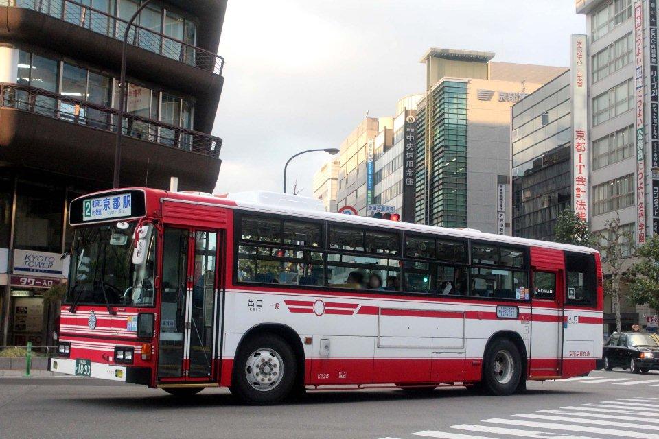 京阪京都交通 K125