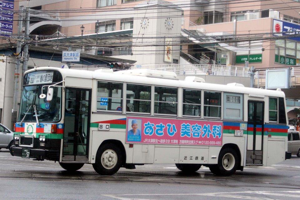 近江鉄道 き57