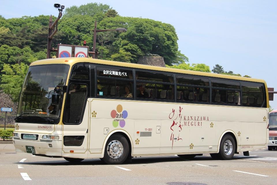 北鉄金沢中央バス 11-051