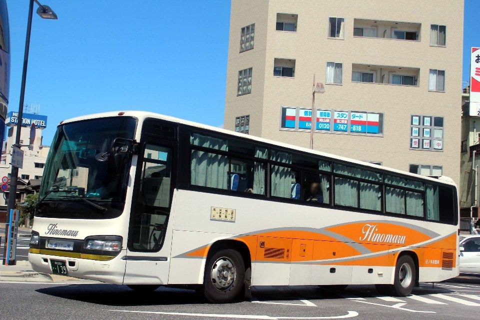日ノ丸自動車 か139